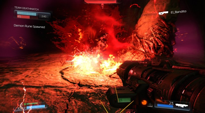 Doom Beta Review from an Old Doomer + Screenshots + Gameplay Video