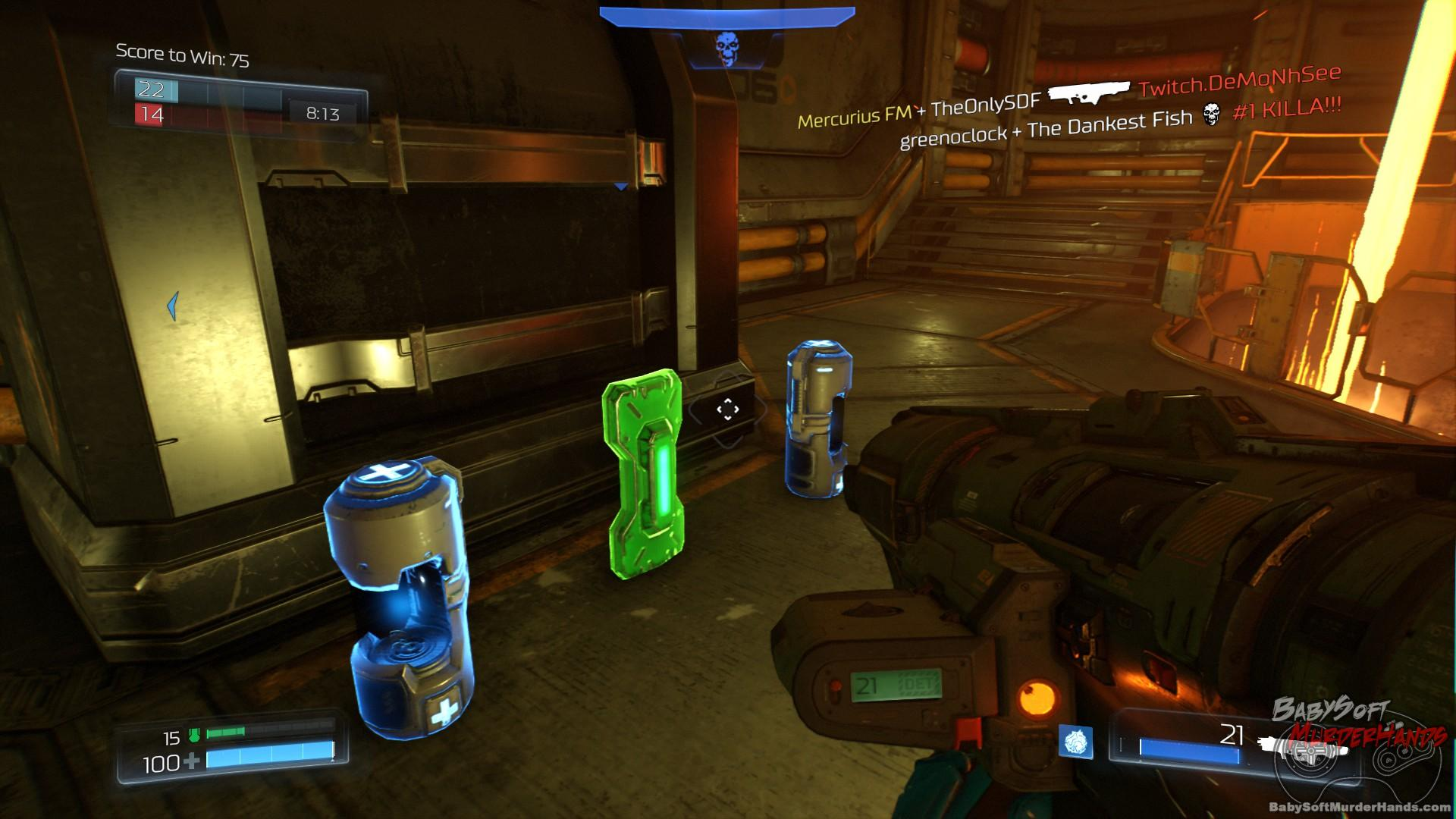 items Doom Beta Screenshot