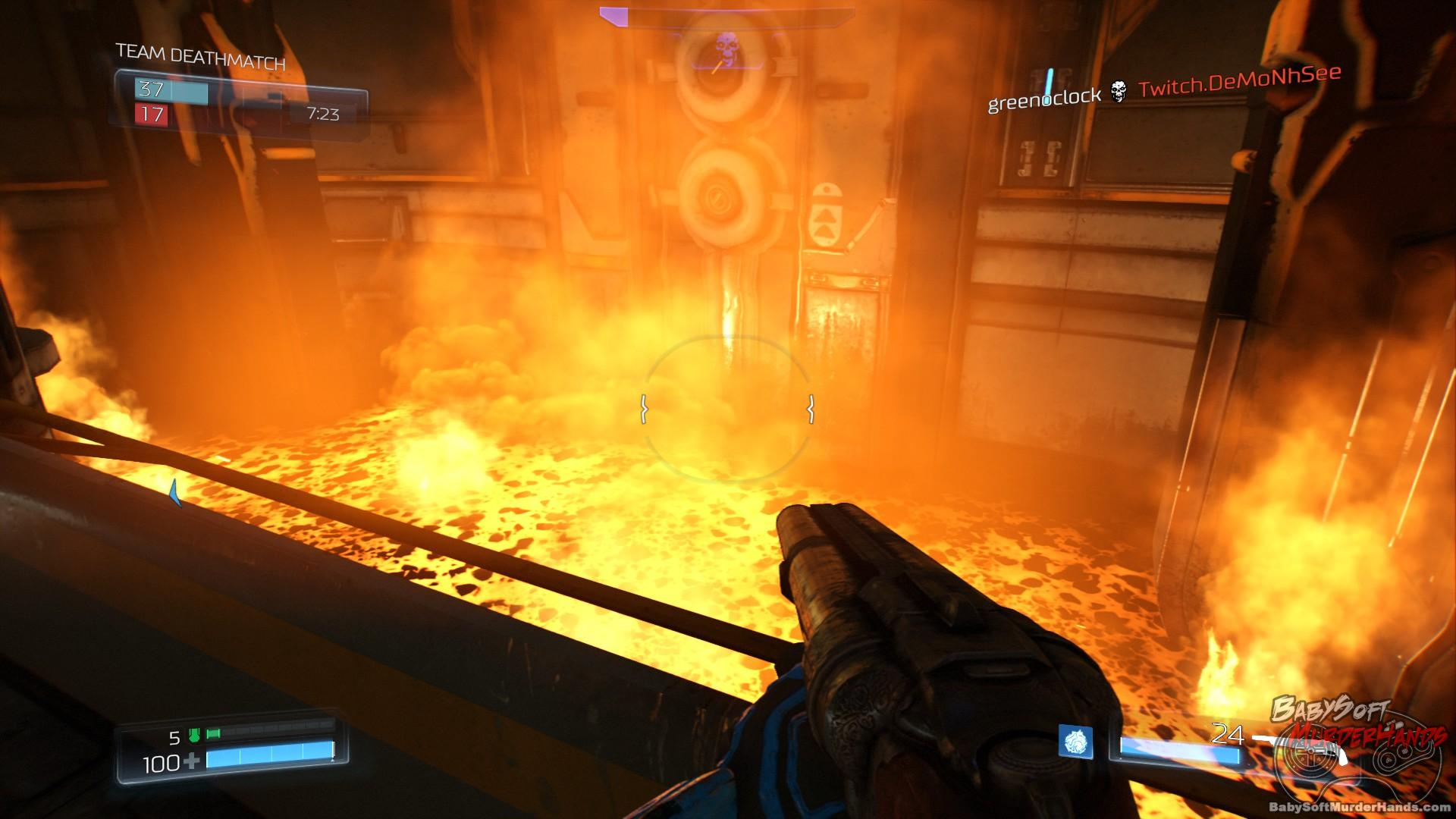 Doom Beta Screenshot
