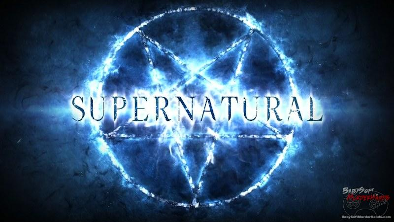 Supernatural Titlecard