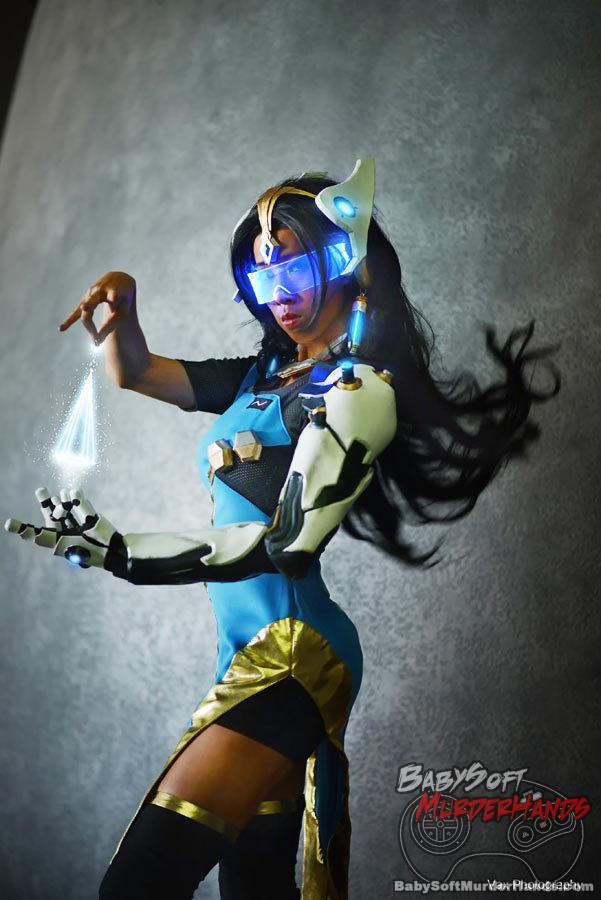 AWESOME GAMING COSPLAY: Overwatch Edition ...