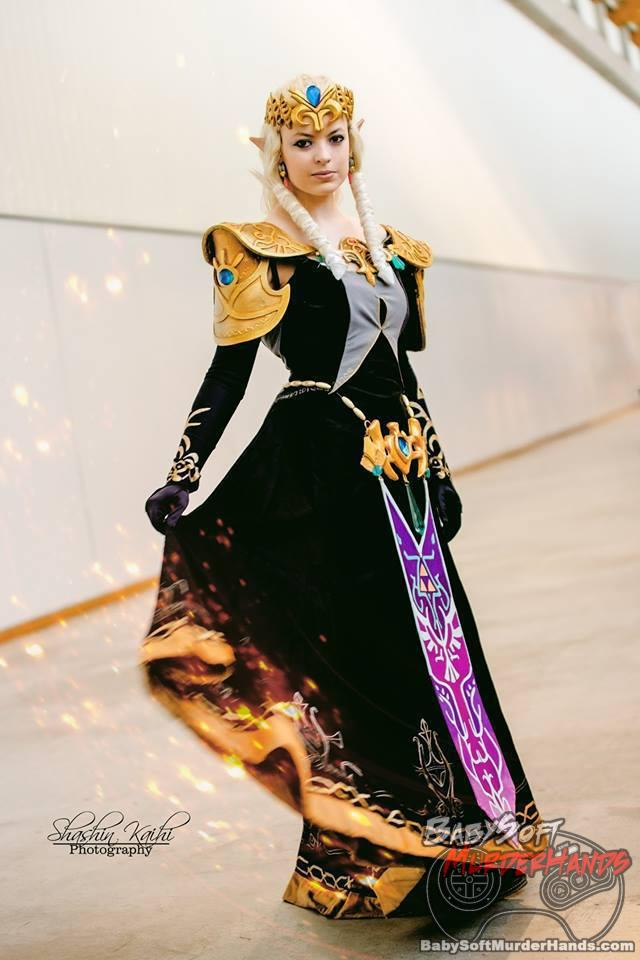 cosplay Narayu (Narayu) Princess Zelda of The Legend of Zelda: Twilight Princess
