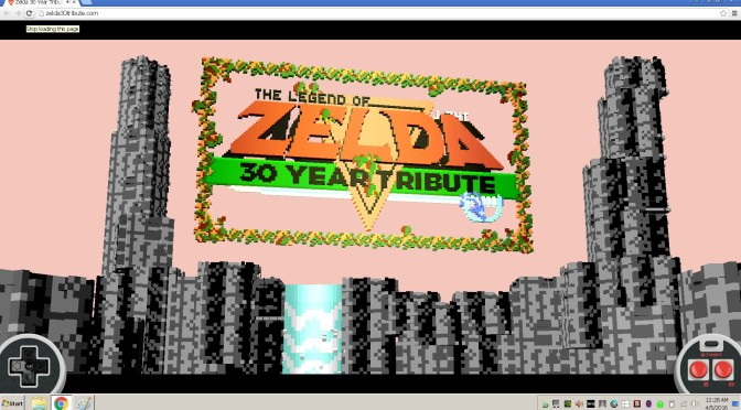 Cool 3D remake of the original Zelda runs in your browser