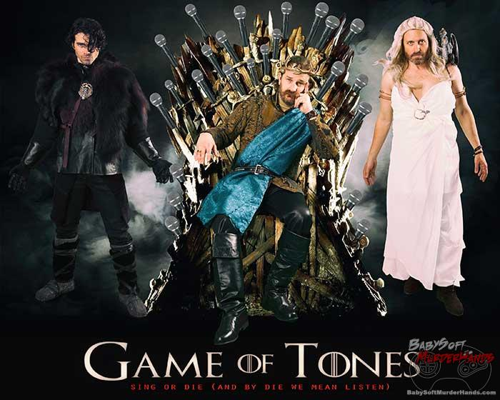 Game Of Tones: Matt Cohen, Richard Speight Jr., and Rob Benedict