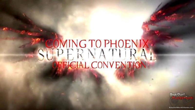SPNPHX Supernatural Con Phoenix