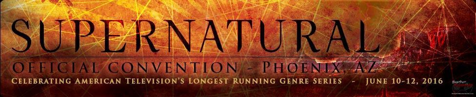 Supernatural Phoenix Logo