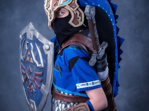 AWESOME GAMING COSPLAY: The Legend of Zelda: Breath of the Wild