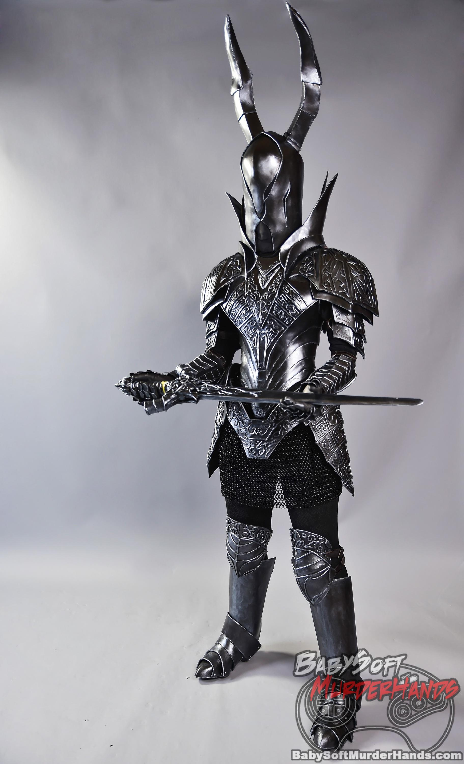 AWESOME GAMING COSPLAY: Dark Souls | BabySoftMurderHands.com