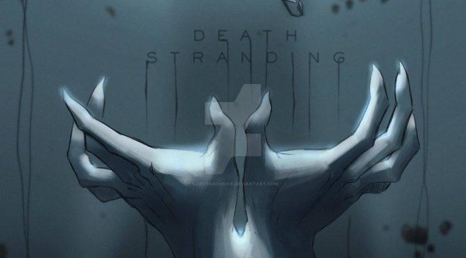 GAMING FAN ART: Death Stranding