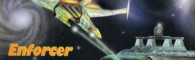SHMUPS: Enforcer (C64)