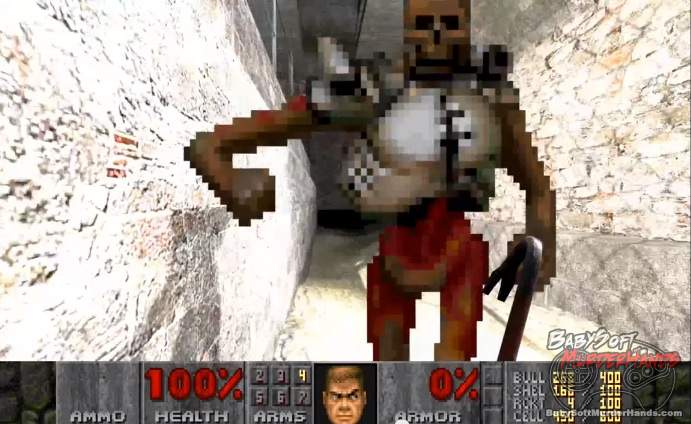 gmDoom: Garry's Mod Doom Mod
