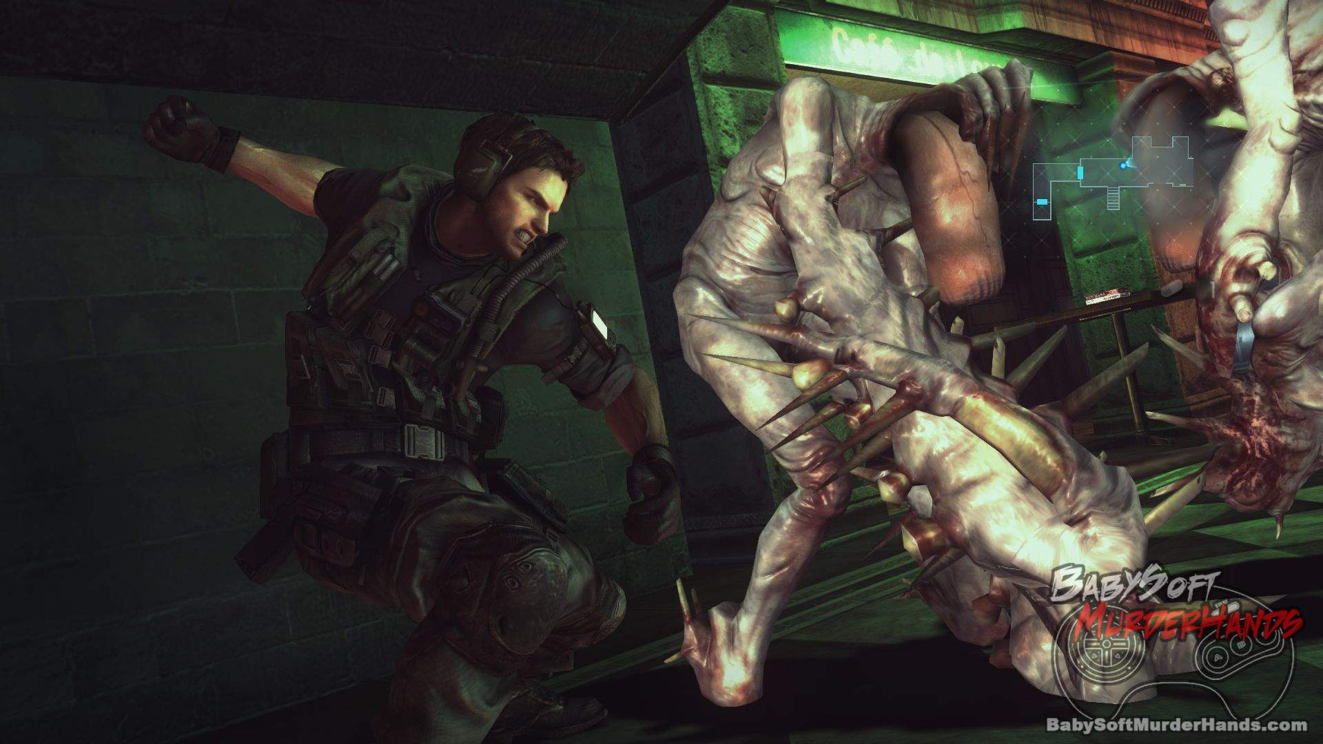 Resident Evil Revelations PC System Requirements + Max