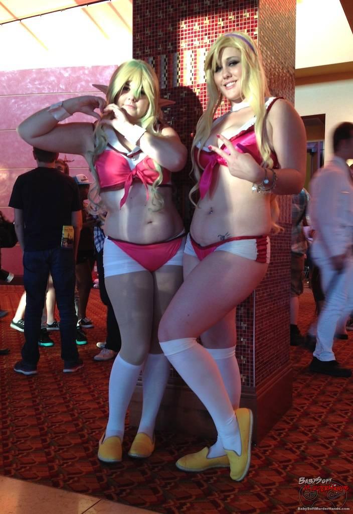 Saboten Con 2014 Cosplay Sexy Elf Anime Girls 2 -6750