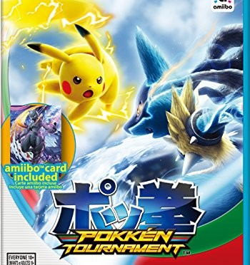 Pokkén Tournament : New Trailer, GIFs, Interview, 20% OFF on Amazon!