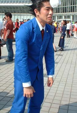AWESOME GAMING COSPLAY: Ace Attorney