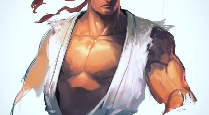 Gaming Fan Art: Street Fighter
