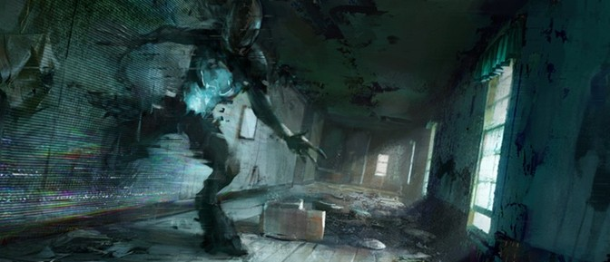 "DOOM Co-Creators Announce Kickstarter for new FPS ""Blackroom"" + Concept Art"