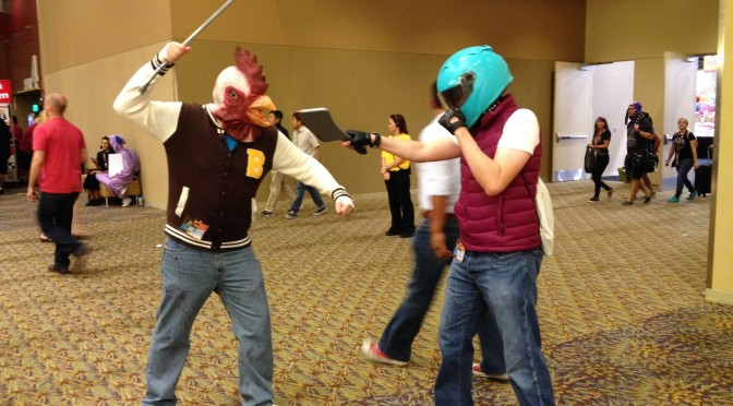Phoenix Comicon 2015 Gaming Cosplay (and some others)