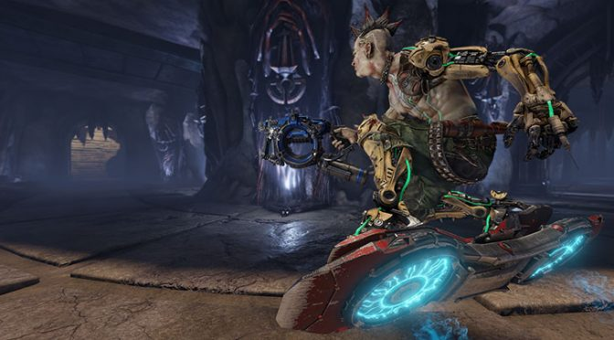 Quake Champions Gameplay revealed at Quakecon