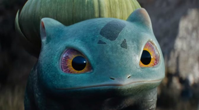 Detective Pikachu is Great