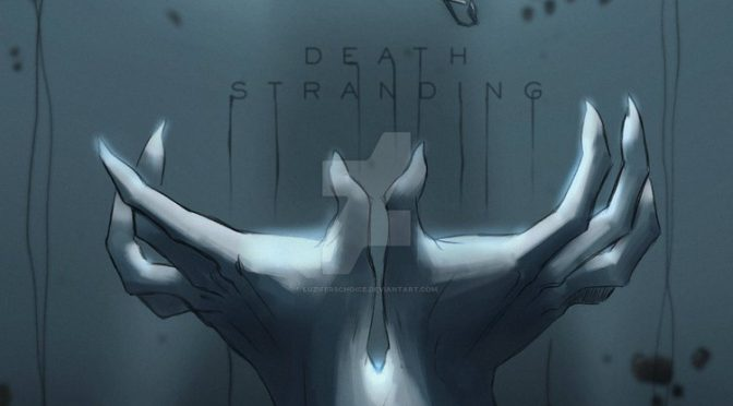 GAMING FAN ART: Death Stranding